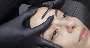 dermaplane treatment
